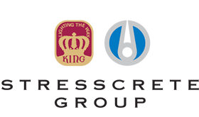 Logo for Stresscrete Group